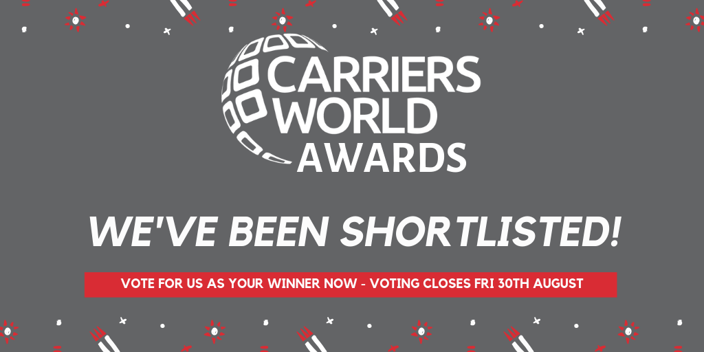 Carriers World Awards - Shortlist