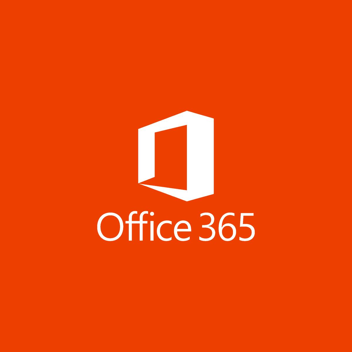 Microsoft Office 365 Logo