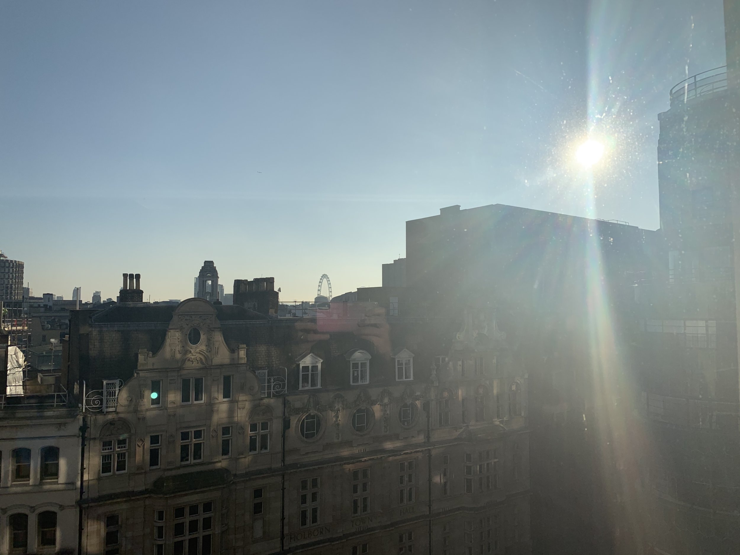 M247 London Office - View