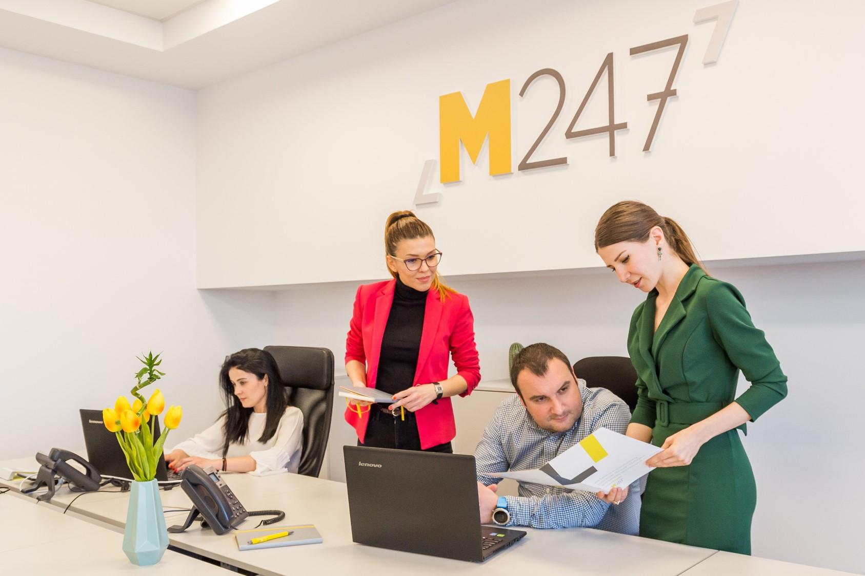 M247 Bucharest - Meeting Room